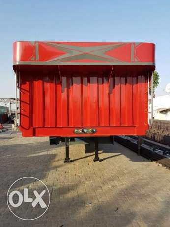 brand new flat bed trailers 2xl with warranty of chassis for five year
