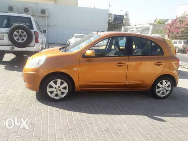 Nissan Micra 1.5 cc model 2012 for sale in cash and bank loan accept