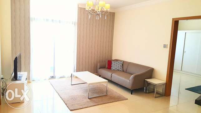 1 BHK flat brand new with super facilities البسيتين -  1