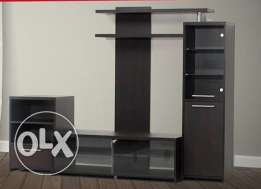 BHD 130 / Coffee Table & TV Stand (Buffer Wall)