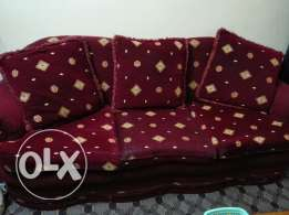 3 seater sofa + single seat