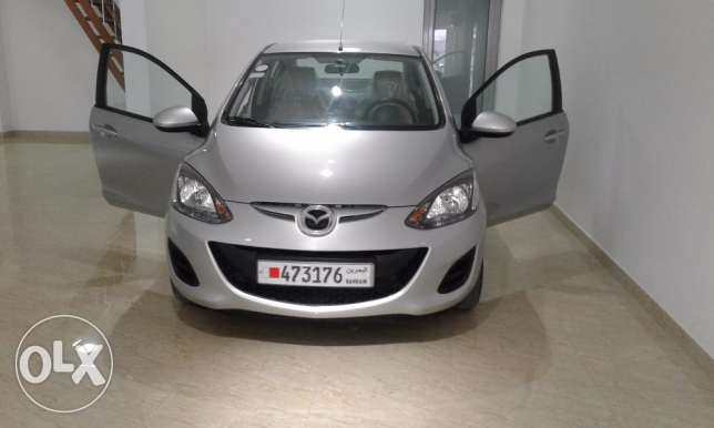 For sale Mazda 2 in excellent condition model 2015