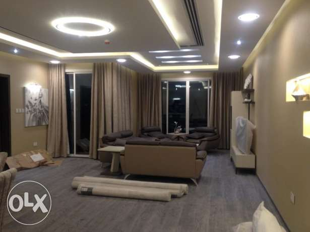 Modern and bright furnished flat at Saar RENT 650