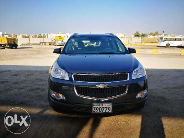 Chevrolet Traverse LS 2011 الزنج -  4