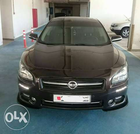 urgent: nissan maxima sport package with led daylight and navigation