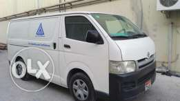 Toyota Hiace Van for Sale