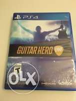 Guitar hero online for sale للبيع لعبة