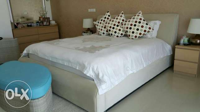 fully furnished flat in all Bahrain