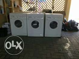 For sale 10 washing machine's