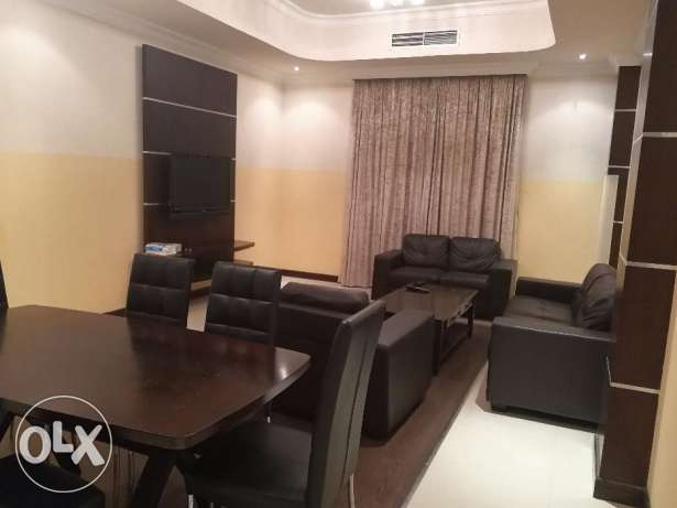 Amazing fully furnished 2 bedrooms apartment for rent in Seef!