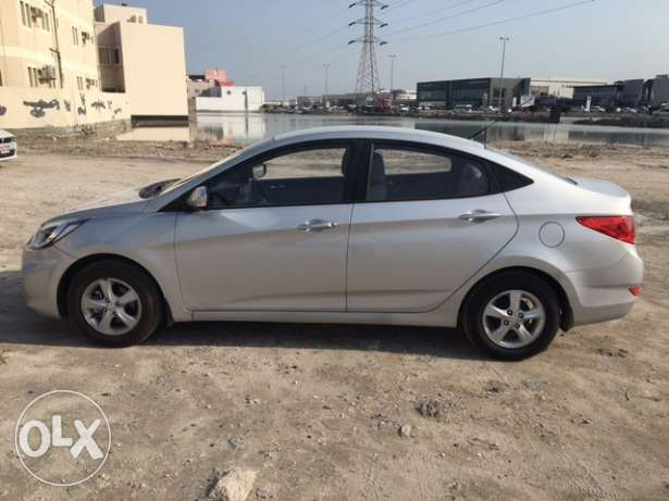 2014 model hyndai accent for sale 1.6 engine full option single owner