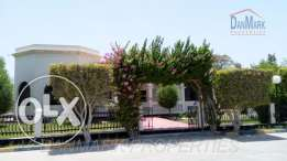 BD 900/ 4 BR single story villa with Private Garden for rent in SAAR