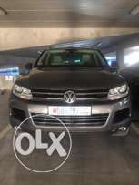 Volkswagen touareg 2011, Excellent Condition