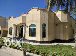 4 Bedroom semi furnished villa for rent close to Causeway