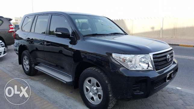 Land cruiser GX V6 (NEG)