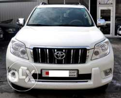 Toyota prado 2010,v6 good condition,non accident,providing bank loan..