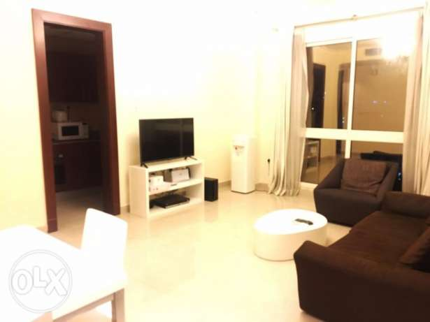 Modern 1 Bedroom Furnished apartment for Rent in Um alhassam