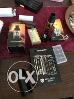 n WISMEC RX2/3 with SMOK BEAST and extra juces free
