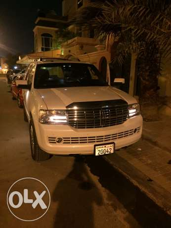 Lincoln Navigator like new جد حفص -  7