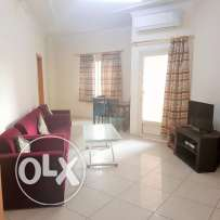 Two-bedroom apartment with balcony for rent