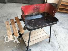 BBQ pit on sale