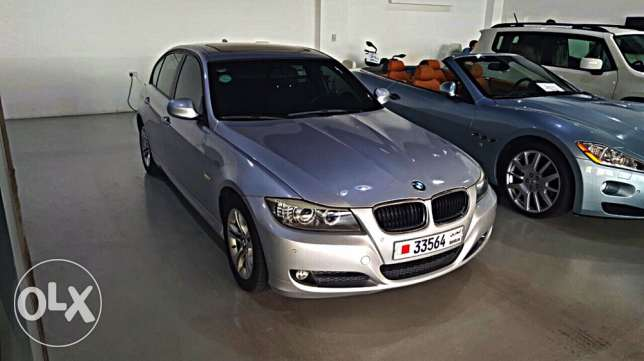 BMW 316i warranty & service package to 2018 low Km high options