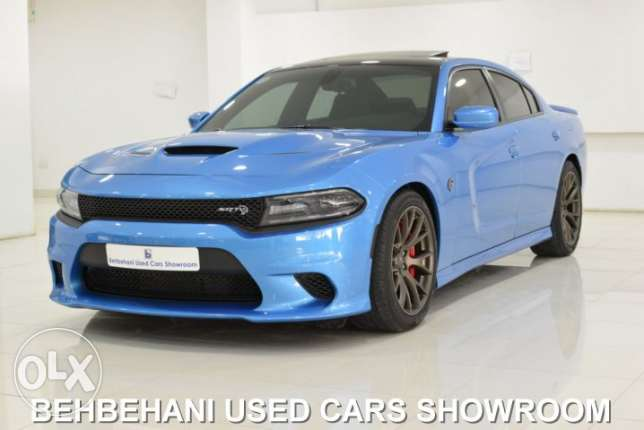 For Sale in Bahrain Dodge charger Hellcat 2016