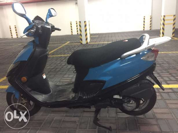 Suzuki Scooter 2013 for sale جفير -  1