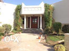 Executive five bedroom compound villa available at saar