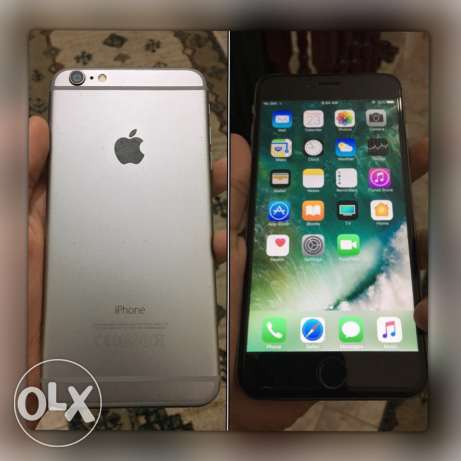 للبيع iphone 6 plus 64 GB