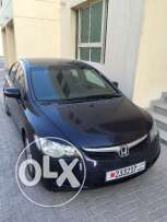 Honda Civic in excellent condition