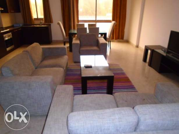 Adliya-flat for rent 2 bedroom fully furnished