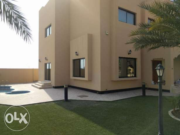 Hamala 4 Bedroom semi furnished modern villa with private villa