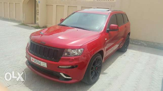 For sale grand Cherokee srt8 6.4L