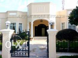 4 Bed room Semi Furnished Compound villa