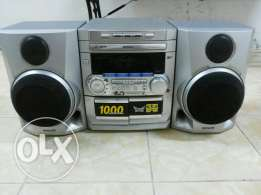 CD player Home Audio stereo