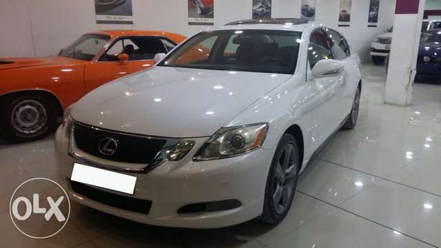 Lexus Gs 430 Model 2008ليكسوس