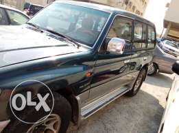 Mitsubishi Pajero for sale,