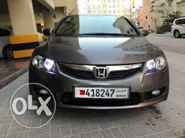 Honda Civic 2010 Only 65,000 Kms