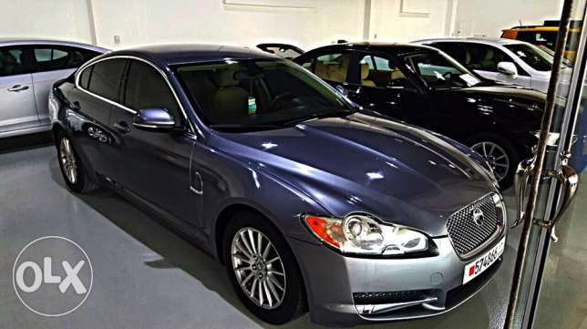 Jaguar XF 2011 Luxury