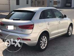 Audi Q3 2013 under warranty for sale