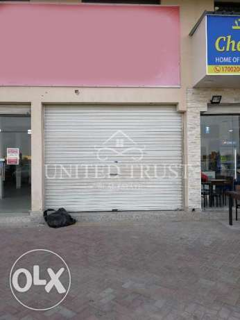 shop for rent in Busaiten in active location. Ref: BUS-KE-009