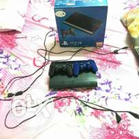 Ps3 500 gb & 2 controllers + 5 games