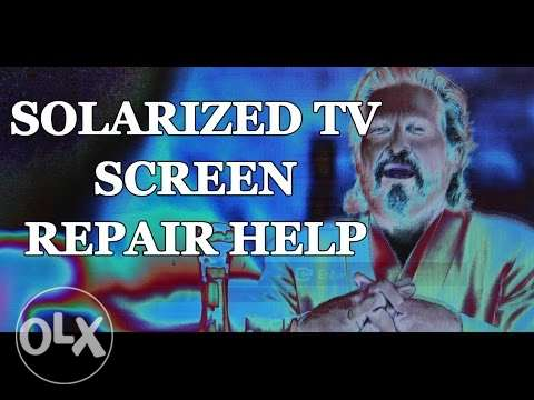 led tv repairing and servicing