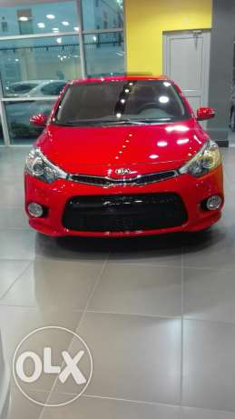 Kia carato coupe full option 2017 , 0km