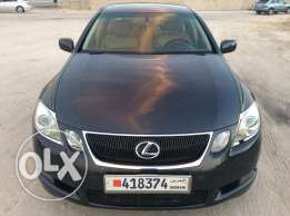 For Sale 2007 Lexus GS300 Bahrain Agency