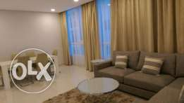 View New limit , semi furnished 2 BHK aprtt, Balcony