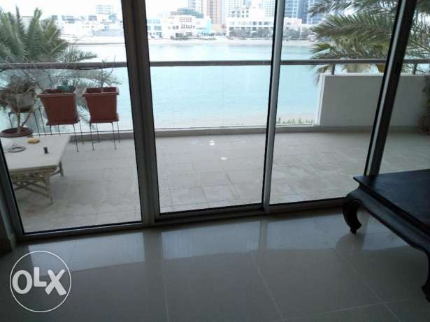 Tala lovely 4 bedroom semi furnished flat with sea view,beach access