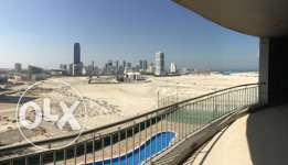 Seef district 2 bedrooms with large balcony