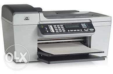 HP OfficeJet - 5610 Scanner & Printer & Photocopier - All-In-One